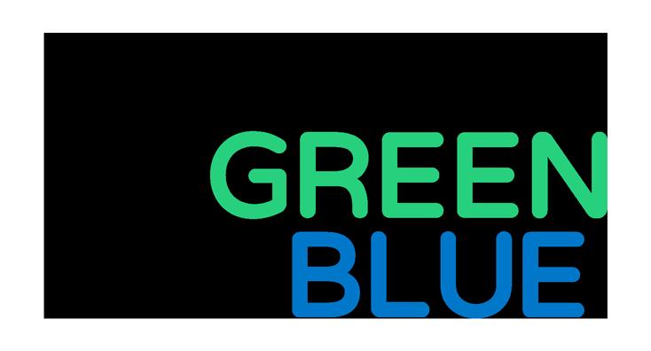 LIFE GREEN4BLUE logo