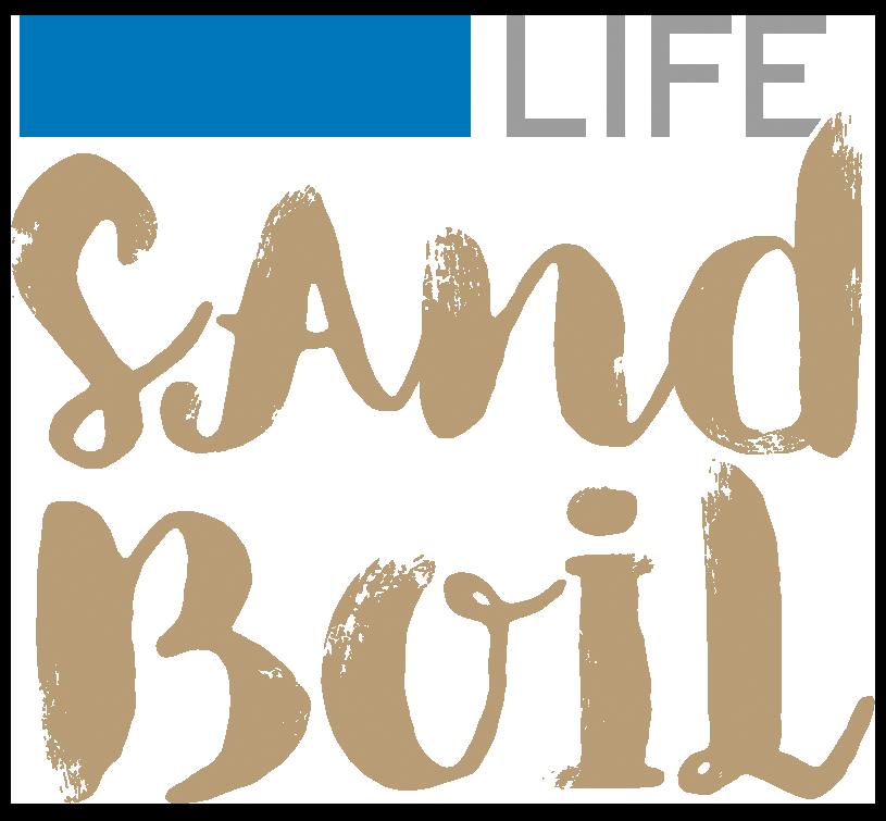 Life Sand Boil logo